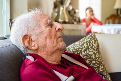 Challenges of Caring for a Parent With Dementia